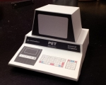 My paper model of a Commodore PEt